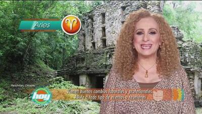 Mizada Aries 24 de mayo de 2017