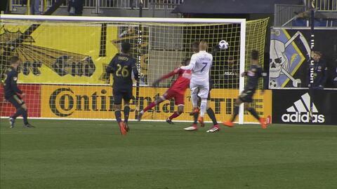Top 5: los goles más bonitos de la octava jornada de la MLS