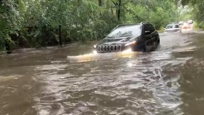 Alertas del tiempo: emiten vigilancias por inundaciones repentinas y tormentas severas para el área de Houston