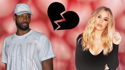 """Khloé Kardashian no puede ocultarlo más: su relación con Tristan Thompson """"pende de un hilo"""""""
