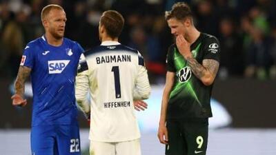 Wolfsburgo 1-1 Hoffenheim – Resumen y goles - Bundesliga