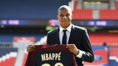 La BBC evitó que Kylian Mbappé llegara al Real Madrid en 2017