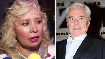 Carla Estrada quiere que Enrique Guzmán preste su imagen para la serie de Silvia Pinal