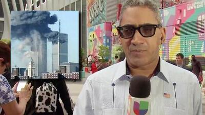 Sobreviviente del 9/11 recuerda el terror que vivió ese fatídico día y las secuelas que le dejó