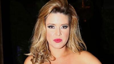 ¿Verdad o mentira? ¡Alicia Machado tiene un romance con Sergio Sendel!