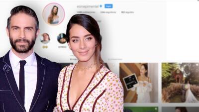 Esmeralda Pimentel y Osvaldo Benavides ya no se siguen en Instagram y ella borró sus fotografías juntos
