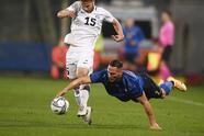 Italia 4-0 Estonia | Grifo (14', 75'), Bernardeschi (27') y Orsolini (86') hicieron los de la goleada. Italia se medirá a Polonia y Estonia a Macedonia del Norte en la quinta fecha de la Nations League.