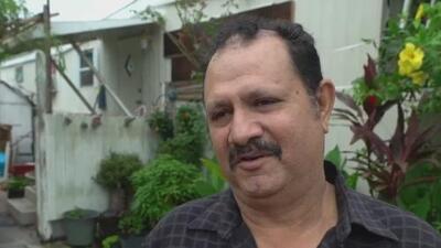 """""""No pasó nada"""", dice residente de Melbourne en Florida que desobedeció la orden de evacuación de las autoridades"""