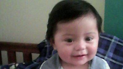 Un bebé de 18 meses con una herida de bala en el cuello, la víctima más joven de la represión en Nicaragua