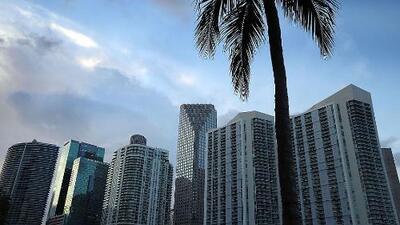 A Miami le espera un viernes con posibilidad de tormentas y cielos nublados