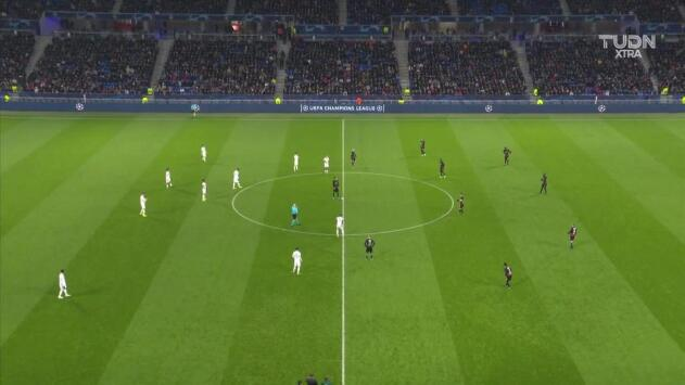 Highlights: RB Leipzig at Lyon on December 10, 2019