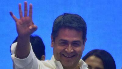 Concluye el escrutinio de votos en Honduras con un 42.98% que favorece a Juan O. Hernández