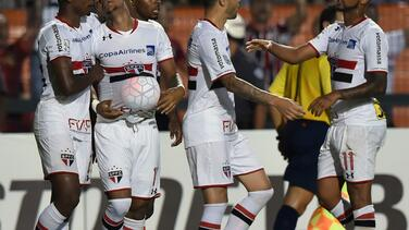 Sao Paulo 1-0 César Vallejo: Sao Paulo avanza en Libertadores al vencer al César Vallejo
