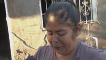 """""""Estamos destruidos"""": una vecina de Nayarit que lo perdió todo tras el paso del huracán Willa"""