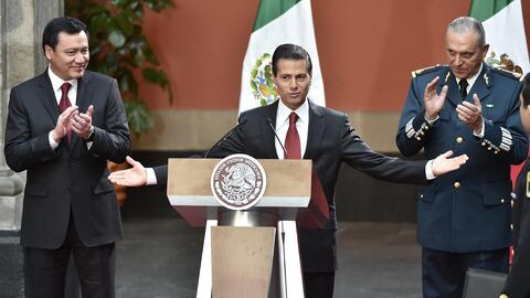 ¿Captura de El Chapo beneficia a Peña Nieto?