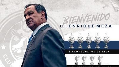 Club Puebla apostó por la veteranía y anunció modificaciones en su cuerpo técnico