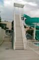 Hollywood Pool opera en la temporada de verano y se ofrecen cursos y varios programas.