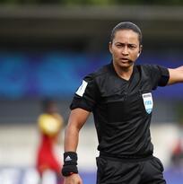 Mujer pitará un partido del Brasileirao