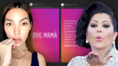 """""""Bye, mamá"""": Frida Sofía expone la verdadera razón de su enojo con Alejandra Guzmán"""