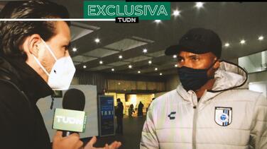 """Valencia llega a México: """"Competiré como se merece"""""""