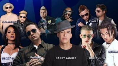 Todo lo que debes saber acerca del concierto Latino Mix Live