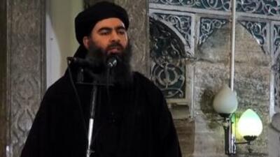 Rusia afirma que el líder de ISIS podría haber muerto en un bombardeo en Siria