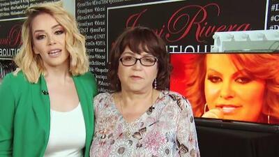 """Jenni era """"brava"""": Rosie Rivera responde si estando su hermana hubiera sido diferente la boda de Chiquis"""
