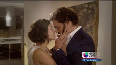 Iván Sánchez y Gabriela de la Garza, protagonistas de Yago