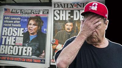 Roseanne Barr envió el tuit racista, pero todo su equipo de trabajo sufre por ese error