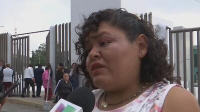 """""""Yo vengo a defender a mi hija"""": madre de una de las víctimas del 'Monstruo de Ecatepec' exige que la dejen entrar en el juicio"""