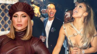 """Jennifer López dice que la llamaron """"loca"""" por celebrar sus 50 años con una gira"""