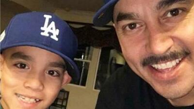 Lupillo Rivera regala un vehículo todoterreno a su hijo