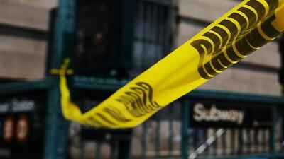 Arrestan a presunto pandillero de la MS-13 acusado de balear mortalmente a un hombre en una estación del metro
