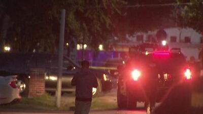 Balacera en Houston deja heridos a cinco agentes de la policía