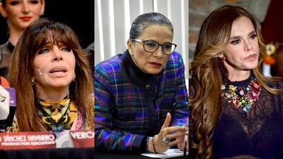 Así reaccionaron Verónica Castro, Lucía Méndez y otros famosos a la muerte de Rogelio Guerra