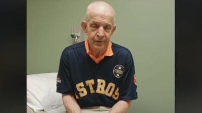 El reconocido filántropo de Houston Jim McIngvale fue llevado al hospital tras sentir entumecimientos en su cuerpo