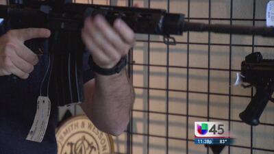 El fácil acceso a un AR-15 en EEUU