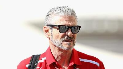 Maurizio Arrivabene es reemplazado al frente de Ferrari