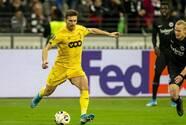 Standard vence al Eintracht y es ahora segundo del Grupo F