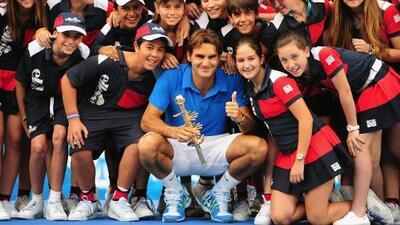 Roger Federer volverá a jugar en arcilla; confirmó que va al Masters de Madrid
