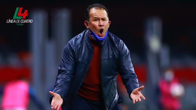 'Perro' Bermúdez piensa que Reynoso no es el técnico ideal para Cruz Azul