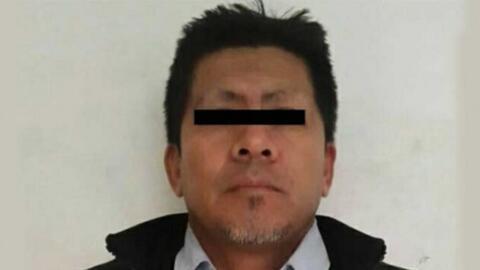 Encuentran colgado en su celda al hombre que violó y mató a una niña de 11 años en México