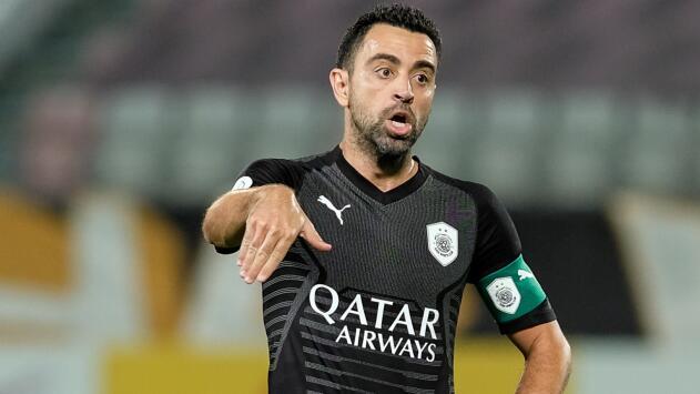 Xavi Hernández, nuevo entrenador del equipo catarí Al-Sadd