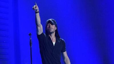 Enrique Iglesias llegó con su ritmo y su música a Turquía