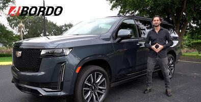 Prueba – Cadillac Escalade 2021, lujo en tiempos de COVID