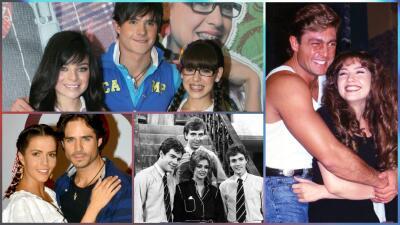 Hijos más grandes que sus mamás: la relación de estos actores no podría existir en la vida real