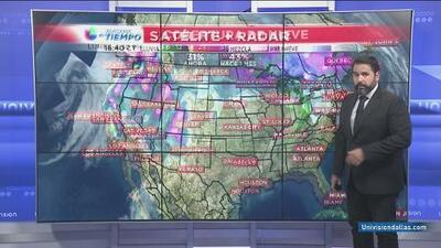 Pronóstico del lunes 7 de enero