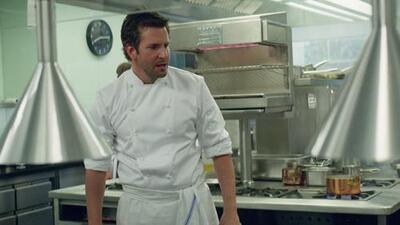 Bradley Cooper está 'Burnt'