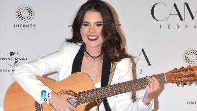 La hija de Alejandro Fernández sigue los pasos de su famoso papá