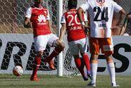 Independiente Santa Fe golea y deja fuera a Cobresal de la Copa Libertadores
